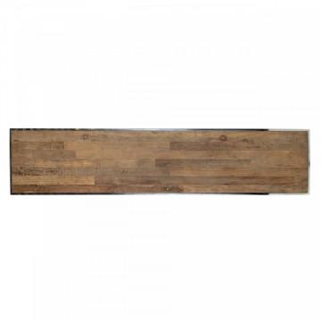 Comoda Tv din lemn de ulm Maddox 180 cm