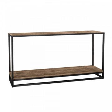 Consola Raffles, Recyceld wood