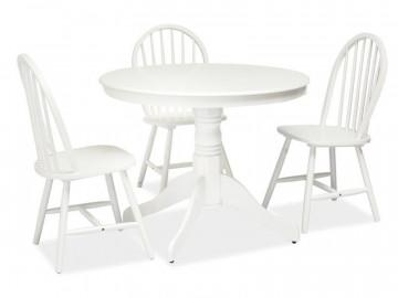Masa rotunda din MDF Windsor 100 x 75 cm
