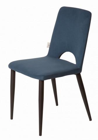 Set 2 scaune tapitate Sit&Chairs albastre
