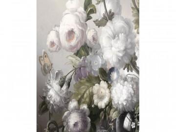 Tablou din sticla Flowers II 80 x 120 cm