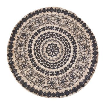 Covor Himalaya rotund 120x120 cm