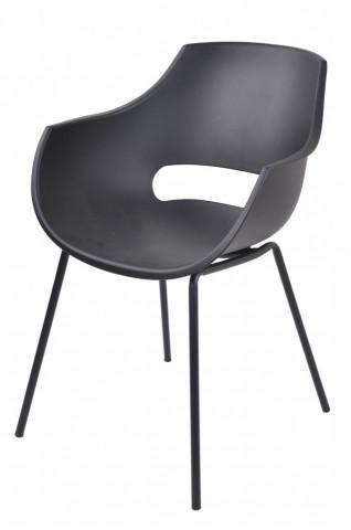 Set 2 scaune Sit&Chairs negre