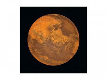 Tablou din sticla Mars 80 x 80 cm