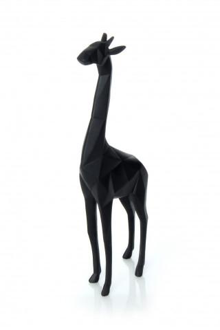 Decoratiune girafa, negru