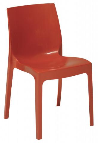 Scaun Designer rosu