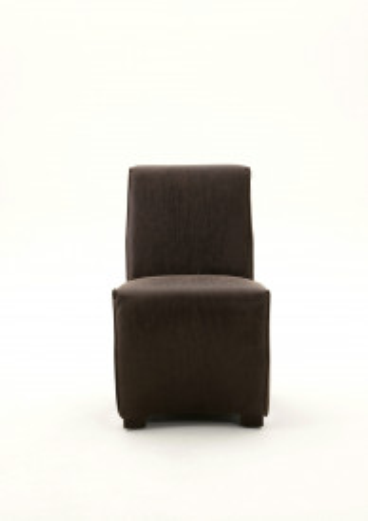 Set 2 scaune din piele Sit&Chairs maro inchis