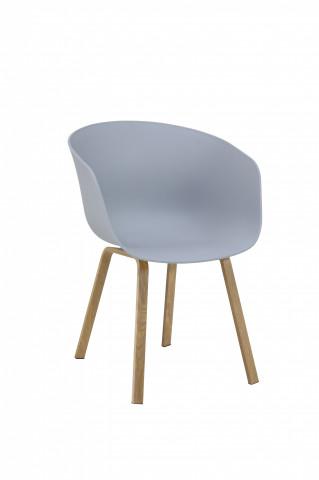 Set 2 scaune gri