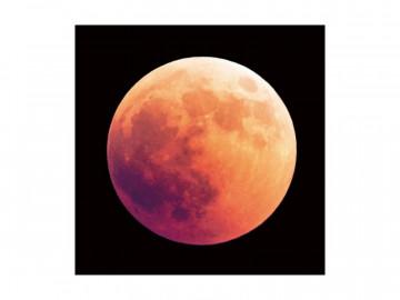 Tablou din sticla Moon 80 x 80 cm