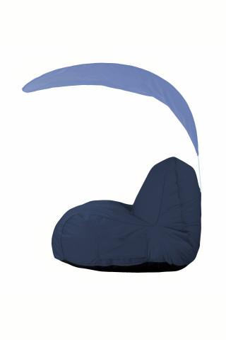 Beanbag impermeabil Sunny Boy albastru