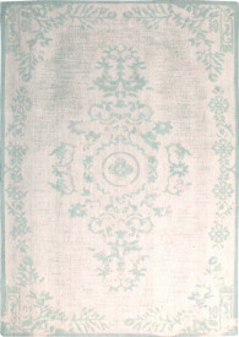 Covor din lana Oase 160x230 cm - menta