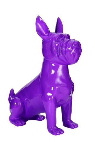 Decoratiune Terrier, lila