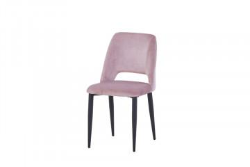 Set 2 scaune catifea Sit&Chairs roz