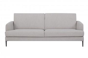 Canapea tapitata bej, 3 locuri