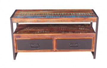 Comoda din lemn reciclat Bali 107 cm