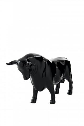 Decoratiune Taurus, negru