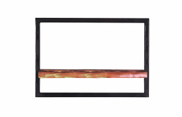 Etajera din lemn Riverboat 50 x 25 x 35 cm