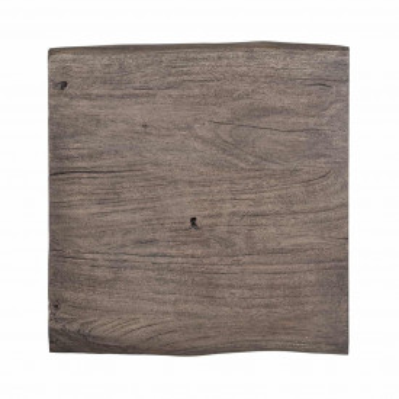 Masuta de cafea dreptunghiulara din salcam Tuxedo 59x50x52 cm maro