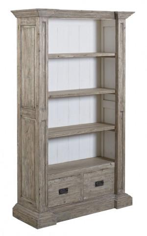 Biblioteca din lemn 120x200 cm