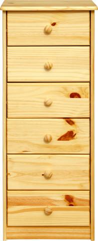 Comoda din lemn 43x35x106 cm