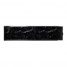 Consola Dante with black marble look
