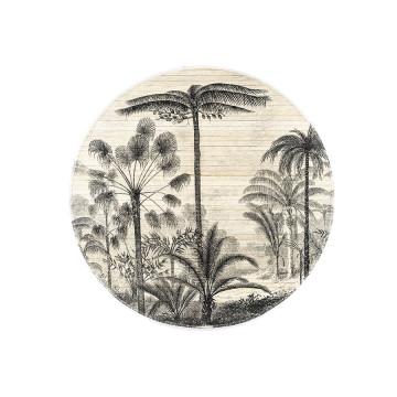 Decoratiune de perete Morita forest small