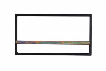 Etajera din lemn Riverboat 65 x 25 x 35 cm