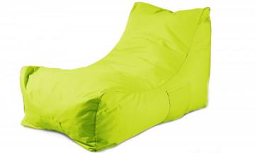 Puf impermeabil Relax Calm Down verde