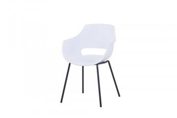 Set 2 scaune Sit&Chairs albe