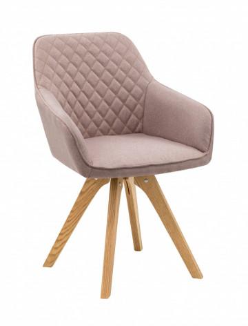 Set 2 scaune tapitate Birdie Rose
