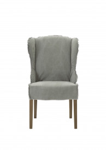 Set 2 scaune tapitate Sit&Chairs maro deschis