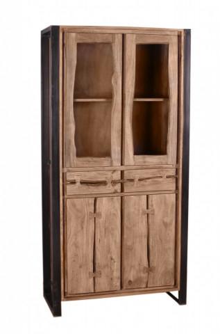Cabinet/ Dulap din salcam 180 cm