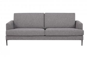 Canapea tapitata taupe, 3 locuri