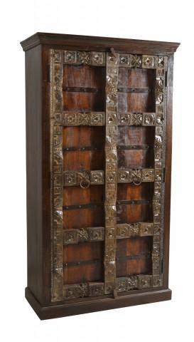 Dulap din lemn reciclat Almirah 100x180 cm