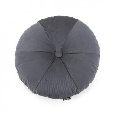 Perna rotunda Faith 50 cm gri