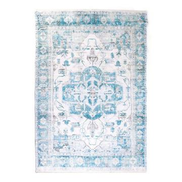 Covor Alix 200x290 cm albastru