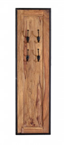 Cuier din salcam Panama 35 x 8 x 110 cm