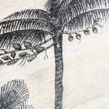 Decoratiune de perete Morita forest large