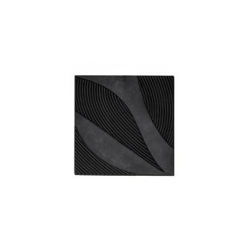 Decoratiune de perete Tazi 45 cm neagra