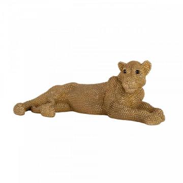 Decoratiune leu, gold