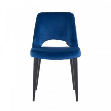 Scaun Tabitha albastru