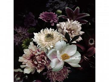 Tablou din sticla Flowers IV 80 x 80 cm