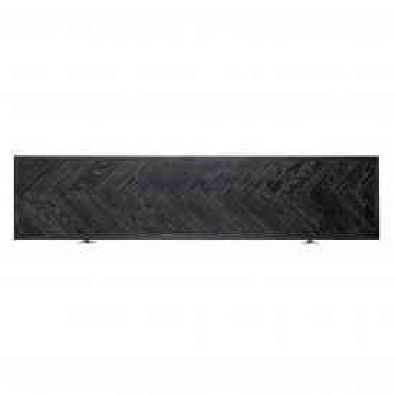 Comoda Tv din stejar Blackbone 185 cm