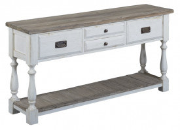 Consola din lemn 150x40x75 cm