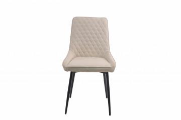 Set 2 scaune tapitate bej