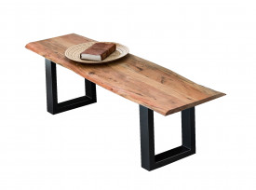 Bancheta din lemn de salcam Tables & Co 150 cm
