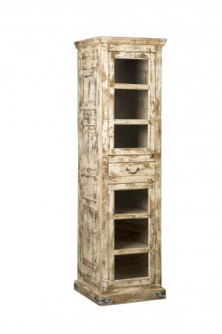 Bufet/Dulap din lemn reciclat Mira 200 cm