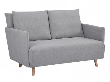 Canapea extensibila Willy gri, 2 locuri