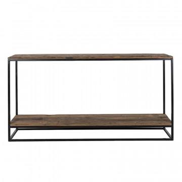 Consola din lemn reciclat Raffles 161 cm