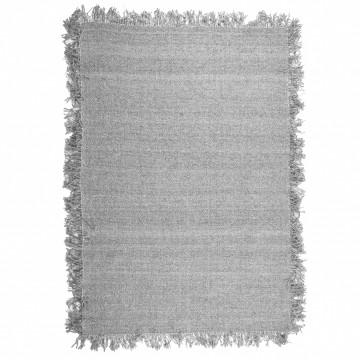 Covor din lana Woolie 160x230 cm gri deschis